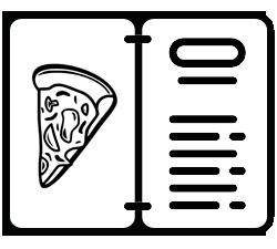 Voir nos pizzas à emporter